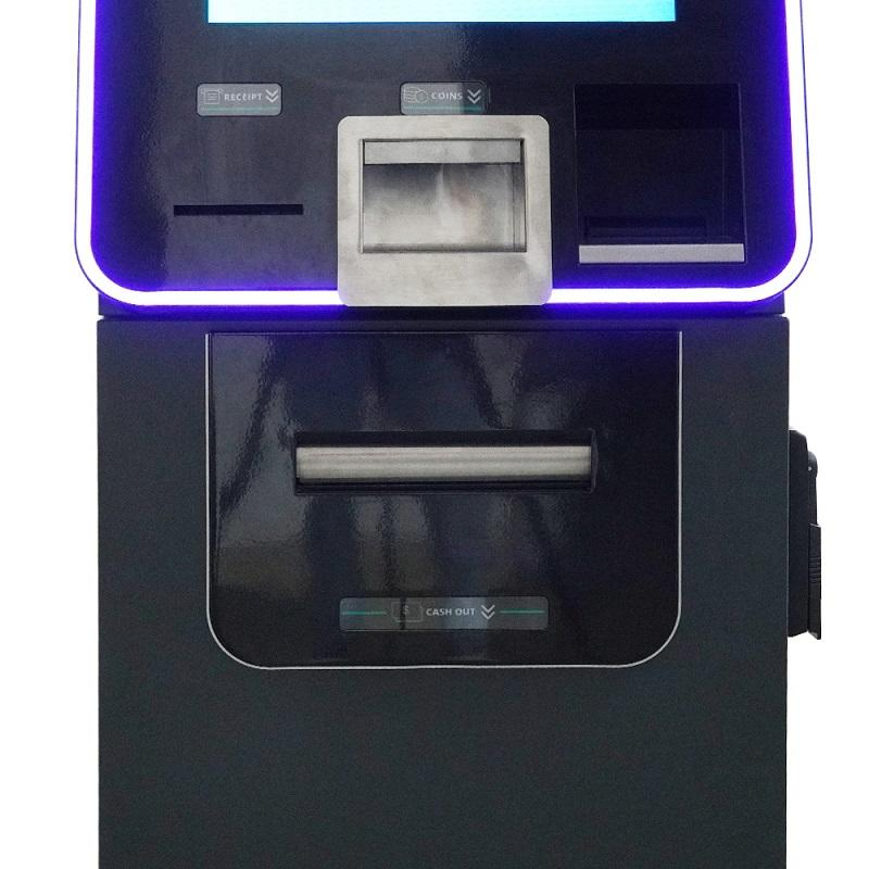 Foreign Currency Exchange kiosk