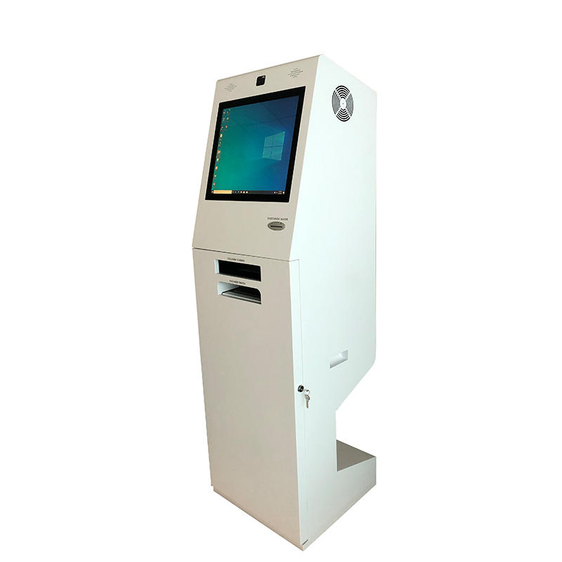 A4 Document Scanning and Printing Kiosk