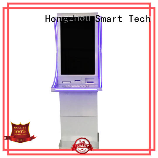 Hongzhou latest payment machine kiosk supplier in hotel