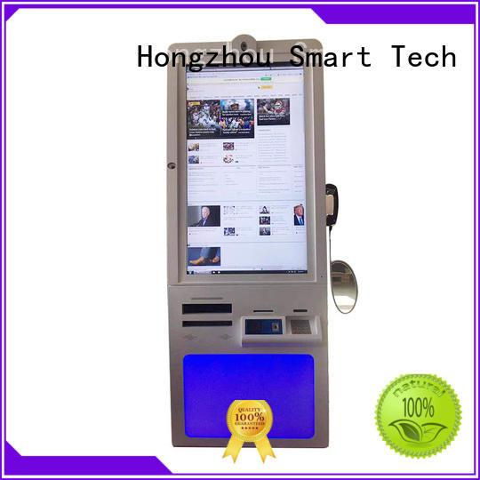high quality hospital kiosk board in hospital