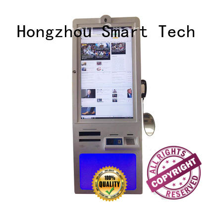 Hongzhou wholesale patient self check in kiosk key in hospital