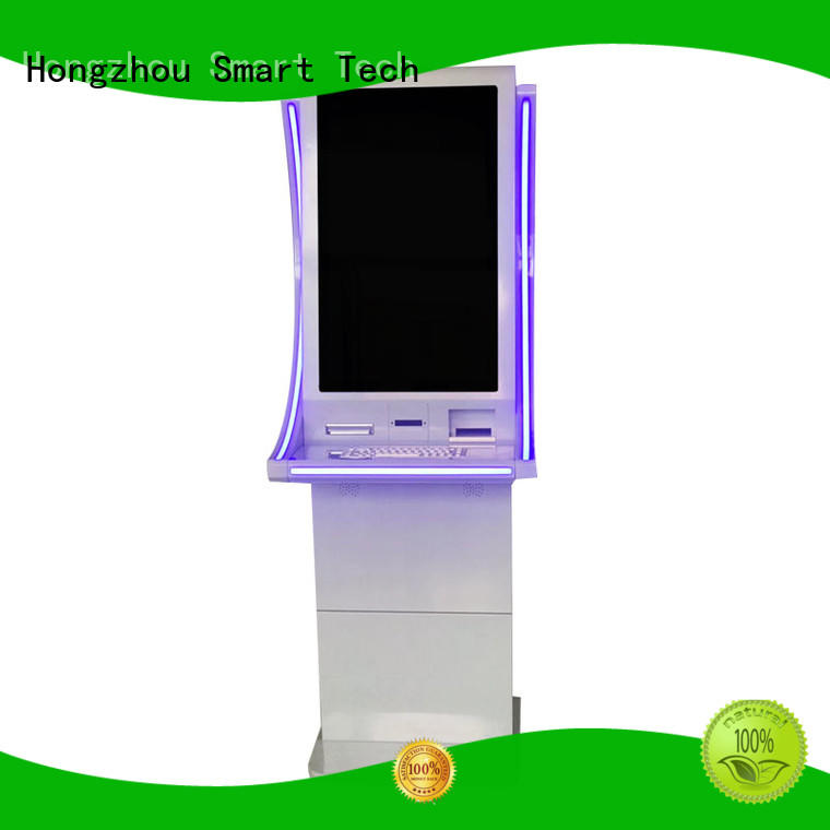 Hongzhou bill payment kiosk for busniess in hotel