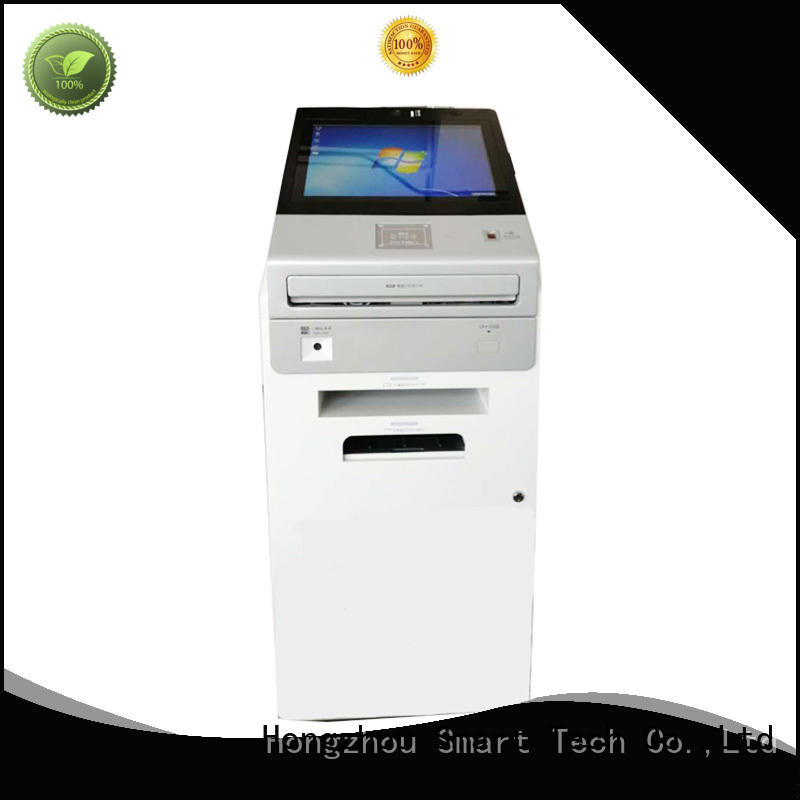 Hongzhou information kiosk machine appearance for sale