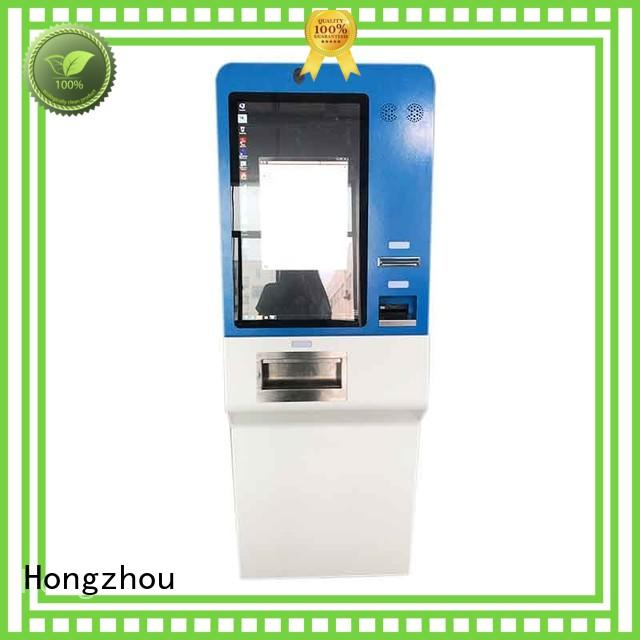 Hongzhou kiosk payment terminal coin for sale
