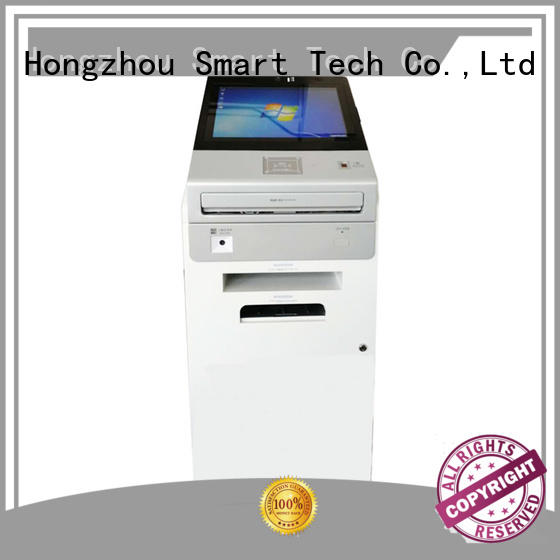 routing point of information kiosk receipt for sale