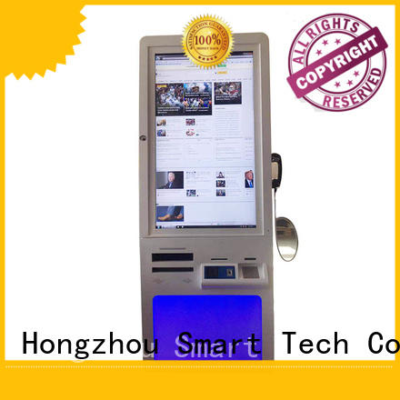 professional patient self check in kiosk metal for sale