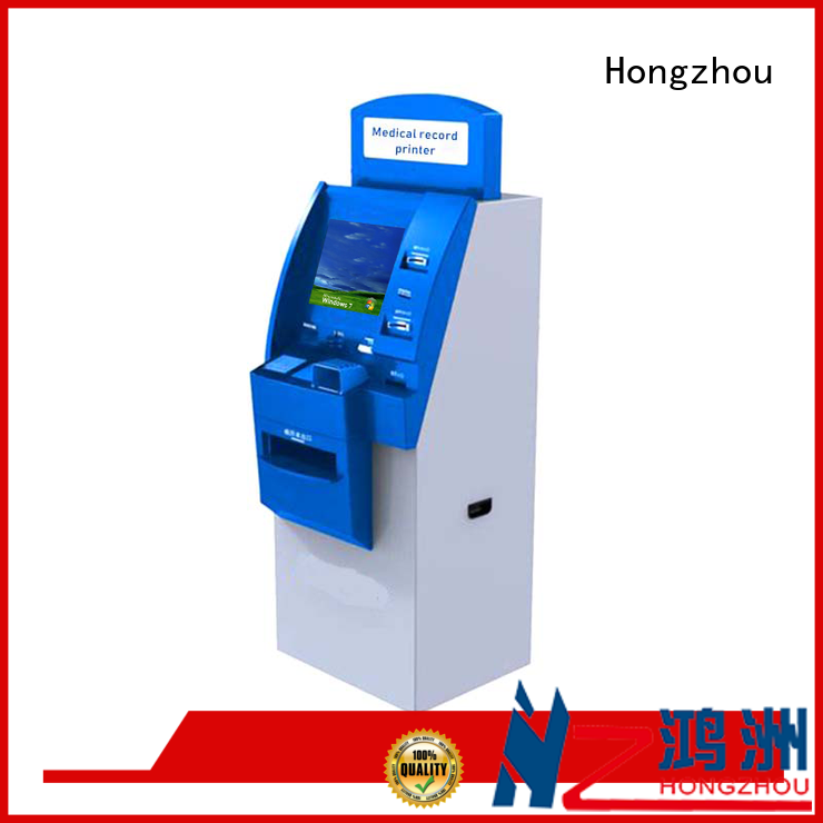 wholesale hospital kiosk metal for patient