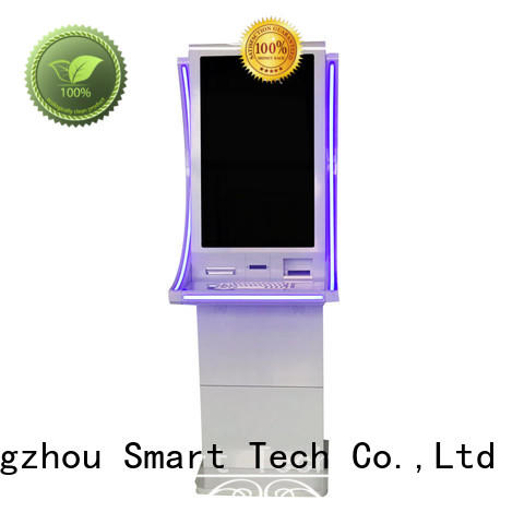 self service self service payment kiosk manufacturer coated in hotel Hongzhou