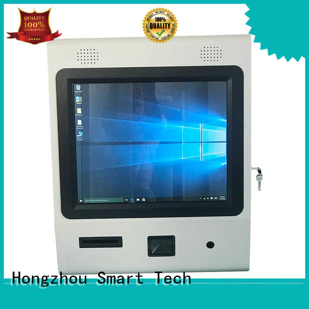 Hongzhou top touch screen information kiosk receipt for sale
