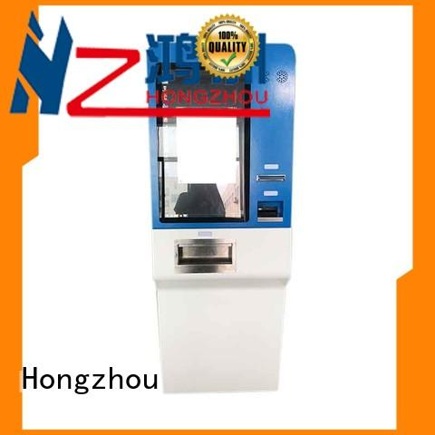 Hongzhou hd pay kiosk powder in bank