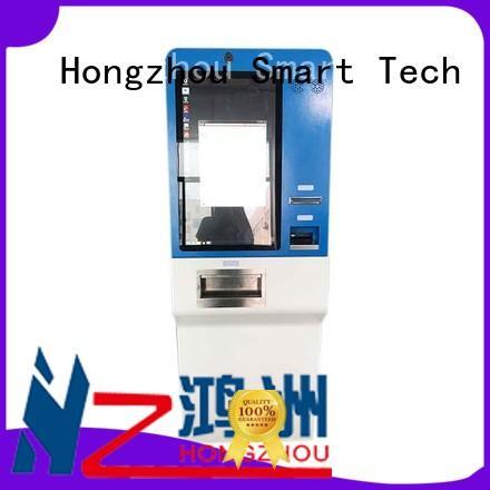 Hongzhou windows system bill payment machine acceptor in bank