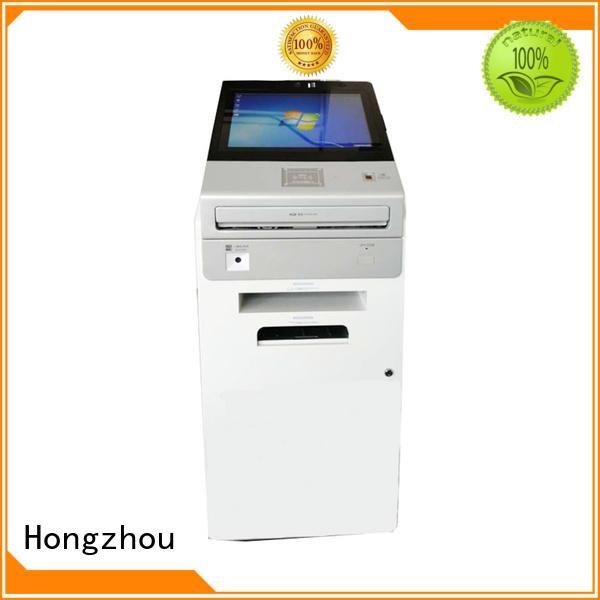 led information kiosk manufacturers landing in bar Hongzhou