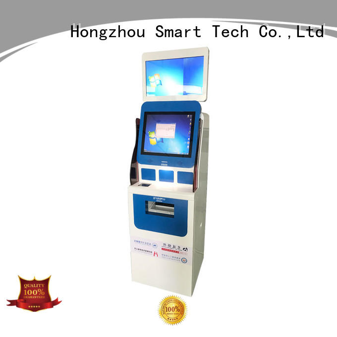 Hongzhou new patient self check in kiosk supplier in hospital