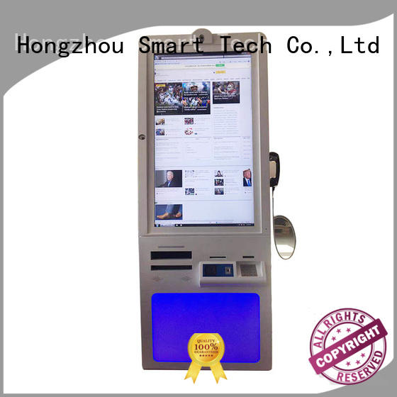 Hongzhou best patient check in kiosk for busniess for sale