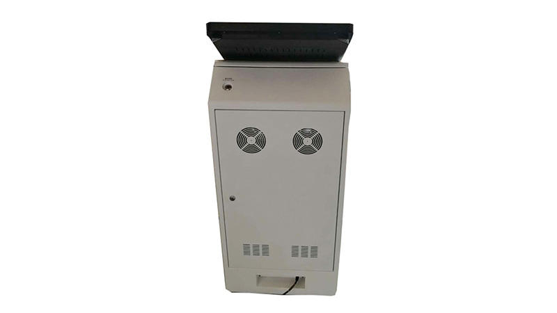 A4 printer bar-code card reader multi function self service kiosk in government-2