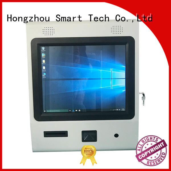 Hongzhou latest interactive information kiosk factory in bar