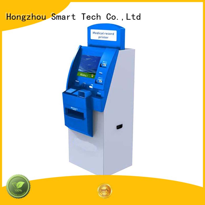 convenient patient check in kiosk key for sale Hongzhou