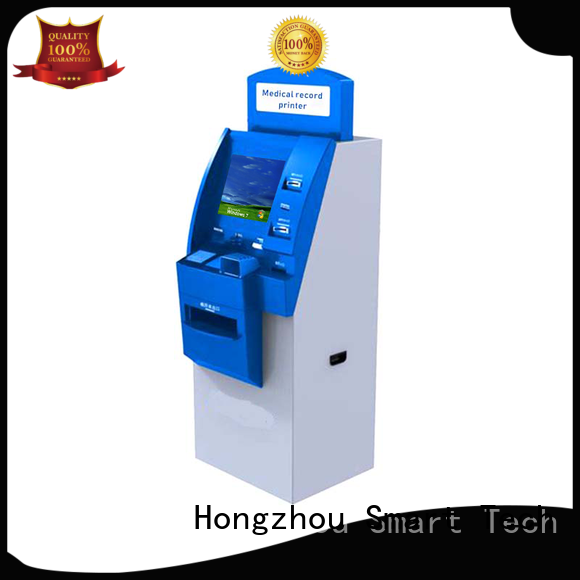 convenient hospital check in kiosk key for sale Hongzhou