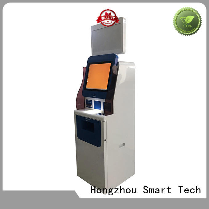 Hongzhou patient check in kiosk for line up in hospital