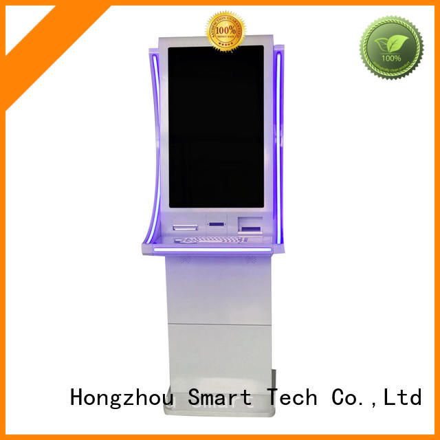 top payment machine kiosk for busniess in hotel