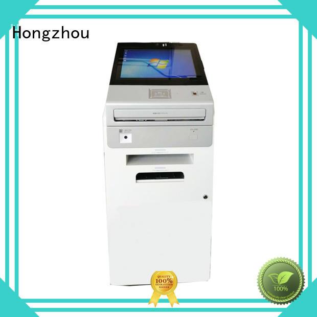multimedia touch screen information kiosk for busniess in bar