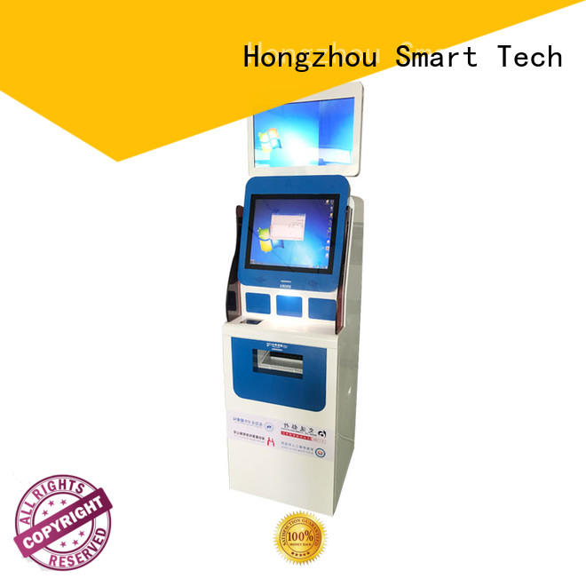 check kiosk patient self check in kiosk operated for patient Hongzhou